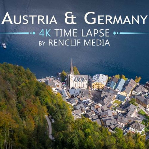 Germany-austria-4k-time-lapse