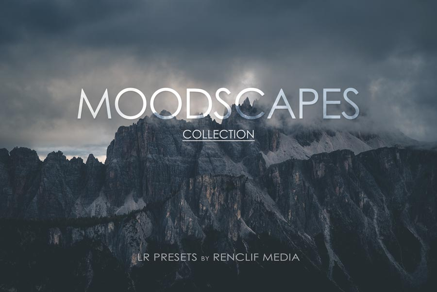 Moodscapes free lightroom presets