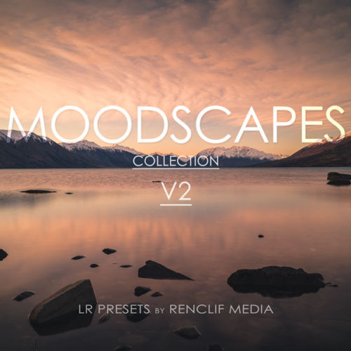 Moodscapes V2 lightroom presets