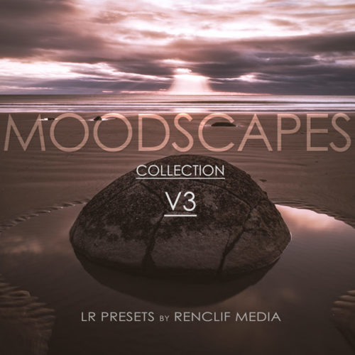 Moodscapes V3 Lightroom Preset Collection