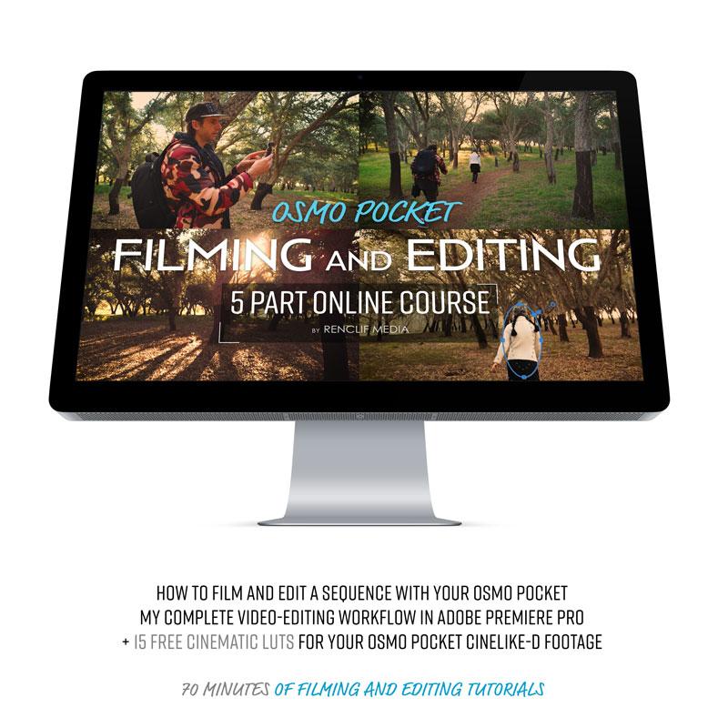 Video editing course in Adobe Premiere Pro