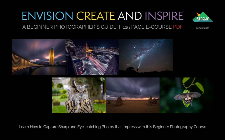 Beginner Photography E-course digital download