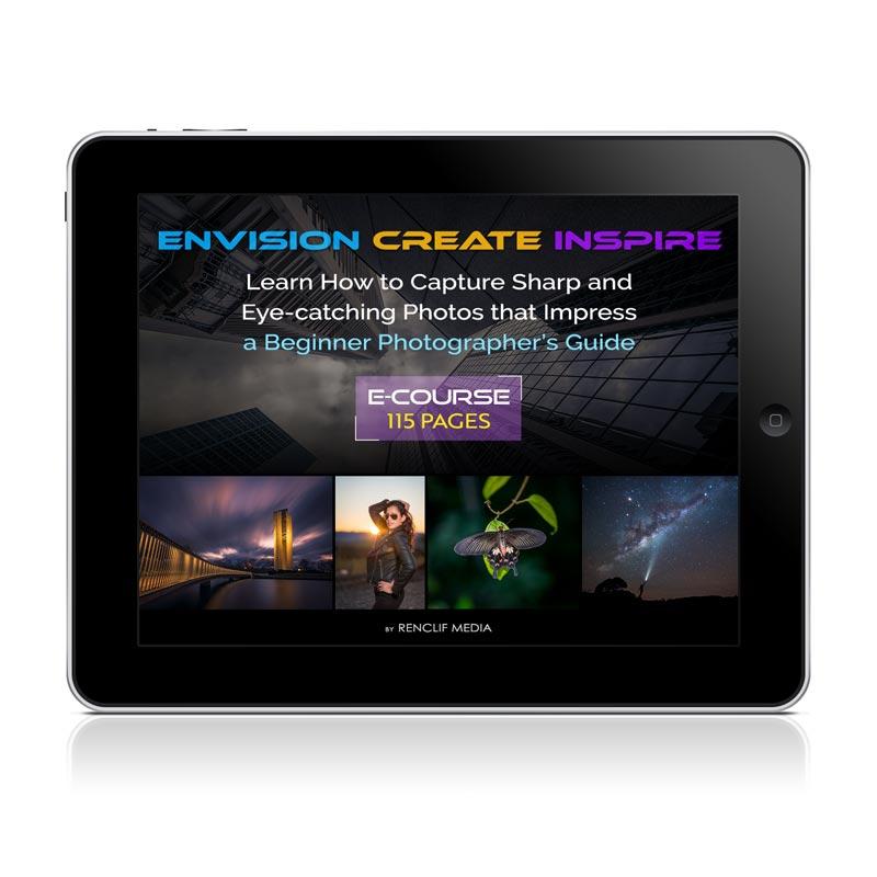 Photography Course 115 Page E-book